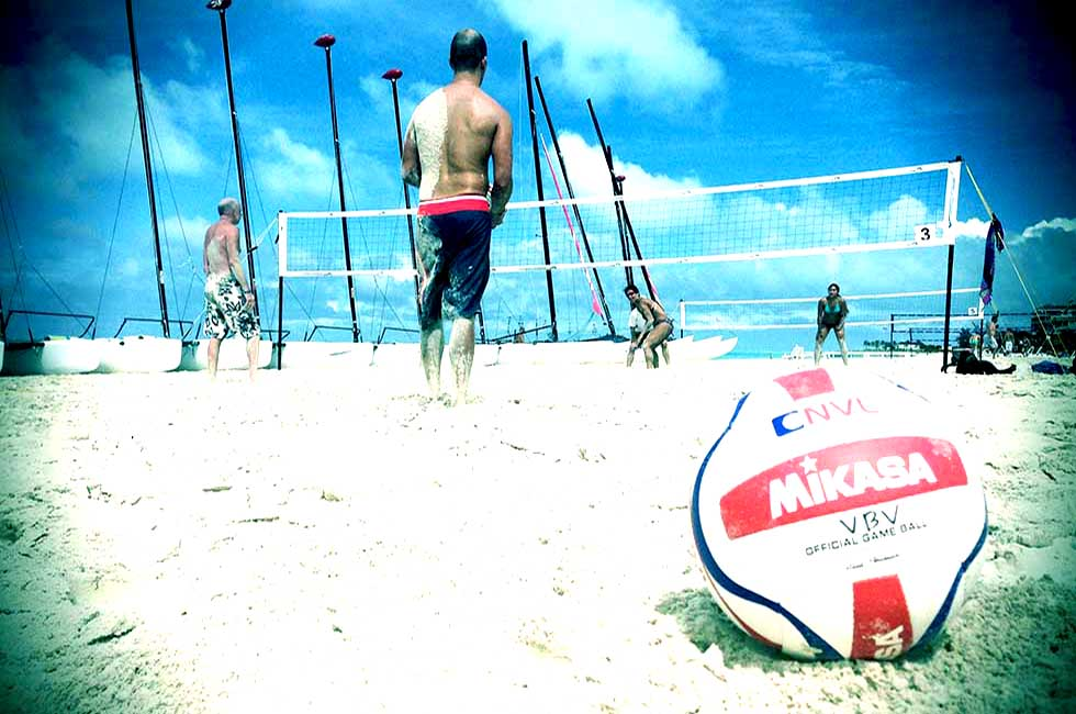 NATIONAL VOLLEYBALL LEAGUE PROS VISIT TURKS AND CAICOS ISLANDS FOR 20TH ANNUAL VOLLEYBALL VACATIONS