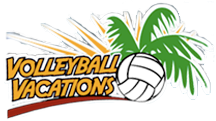 Volleyball Vacations Logo