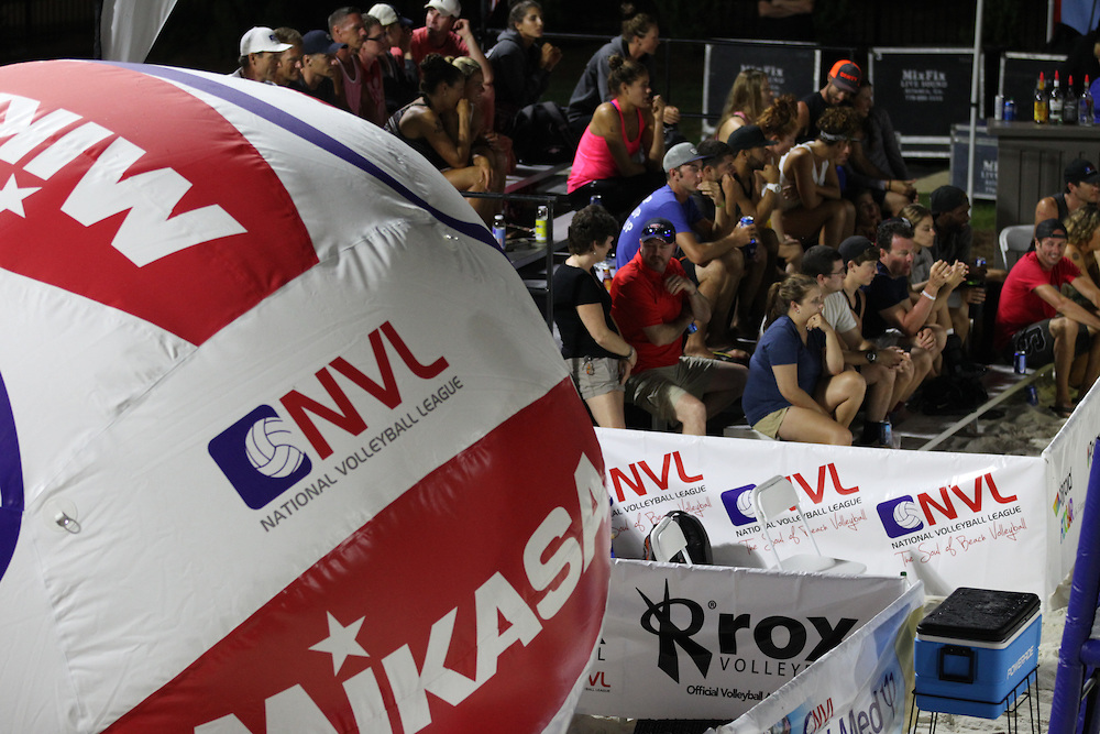 AL-B Hannemann Guests on Volleyball Magazine's The NET LIVE