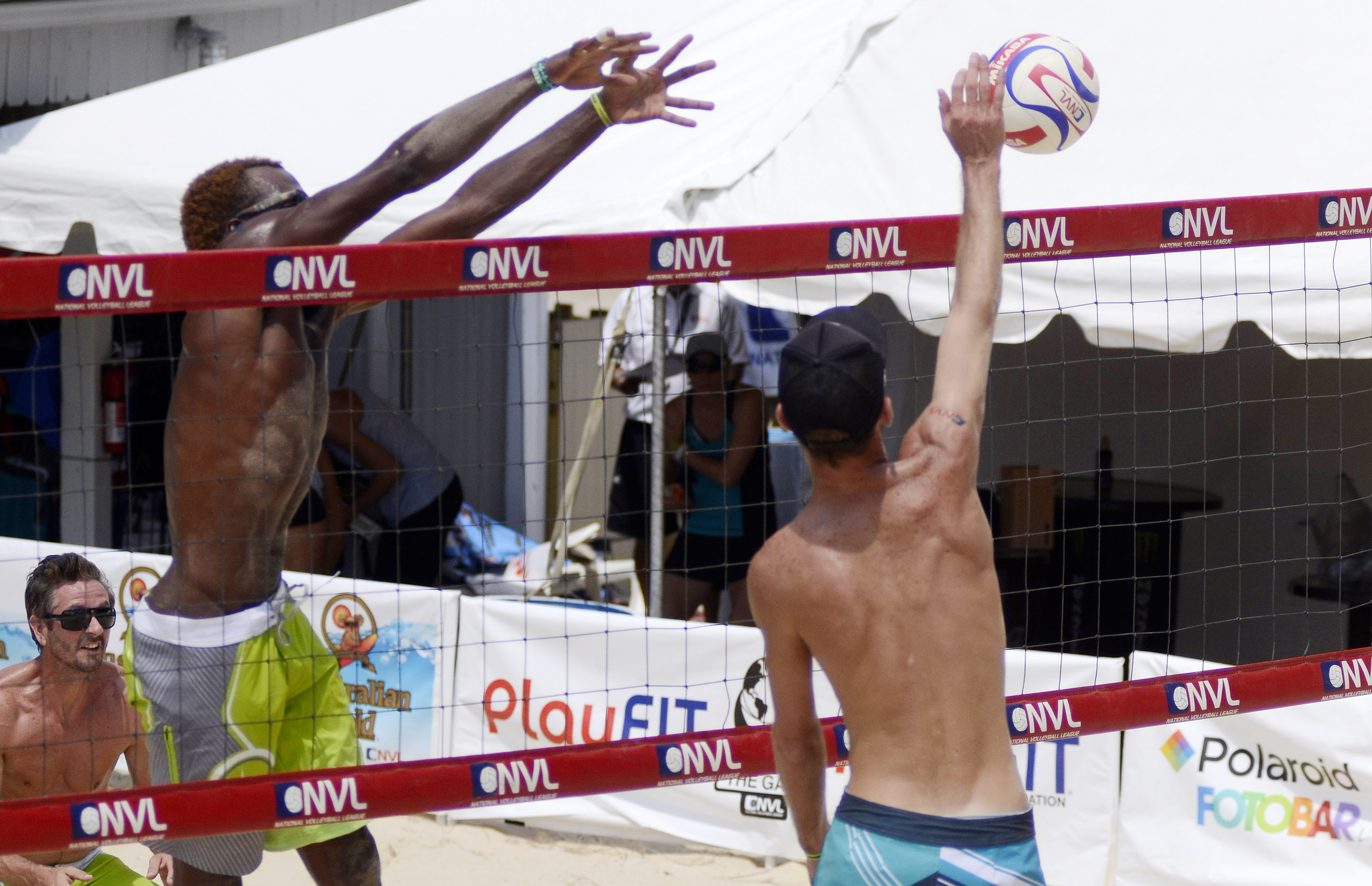 National Volleyball League Partners with Milwaukee IndyFest  to Host Pro Beach Tournament
