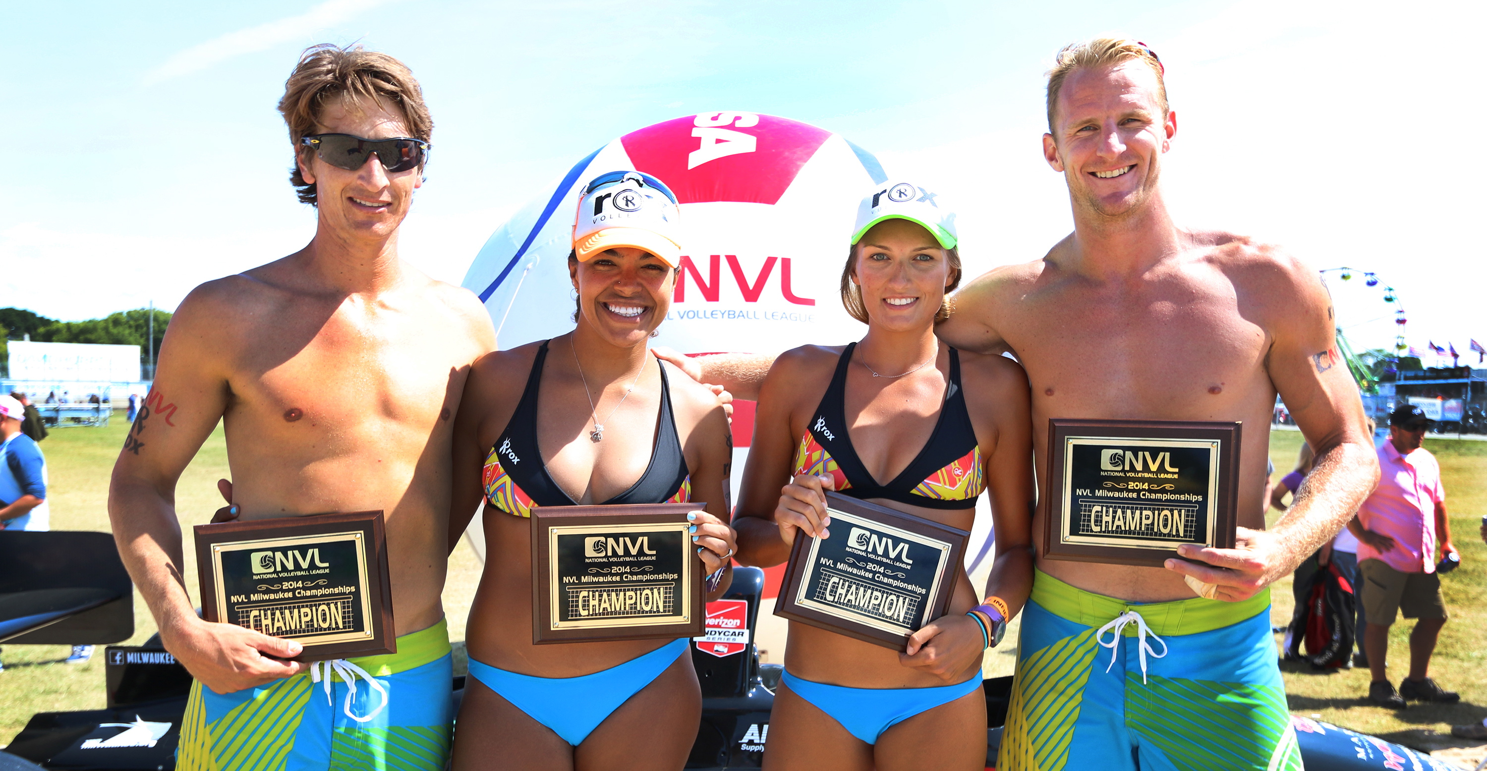 NVL Awards Men's & Women's Titles at 2014 Milwaukee Championships