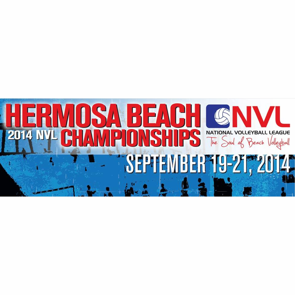 National Volleyball League Returns to Mecca of Beach Volleyball to Host 2014 Hermosa Beach Championships