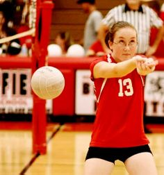 The 5 S's of Volleyball: Spike, Set, Serve, Stuff and Spike!