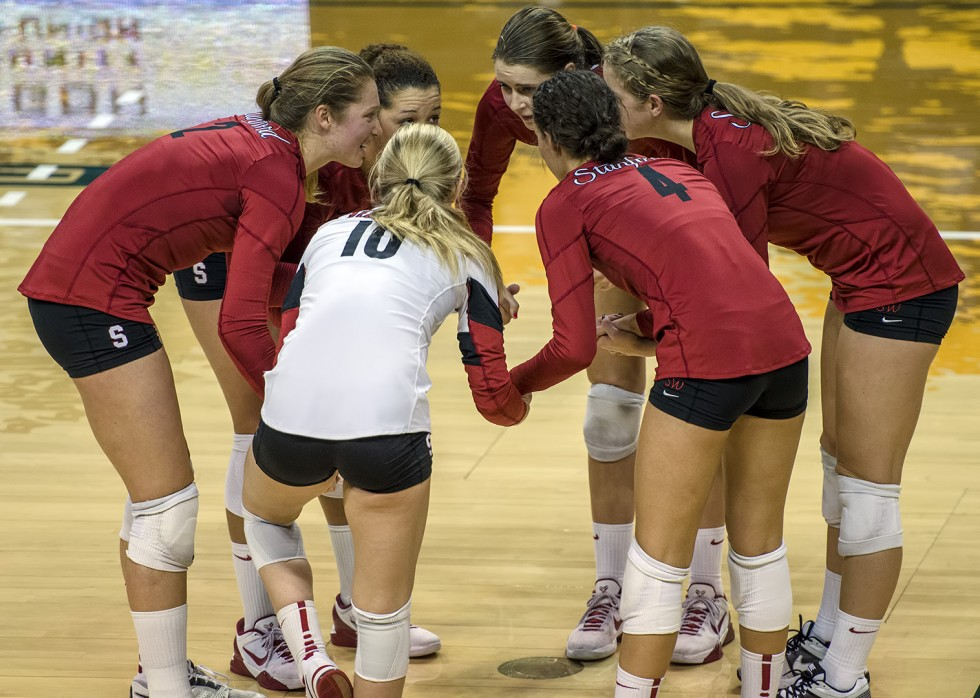 stanford university volleyball