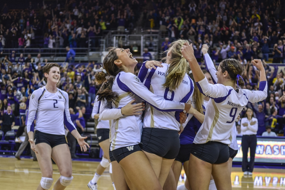 5 Outstanding Universities for Volleyball