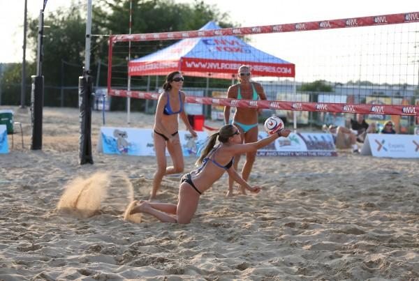 volleyball gravity
