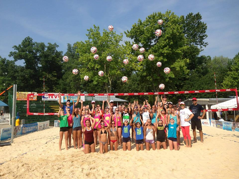 "Baltimore Ravens & National Volleyball League Partner to Host  Beach Volleyball ""Clinic With The Pros""  at 4th Annual Ravens Ocean City Beach Bash Presented By Miller Lite"