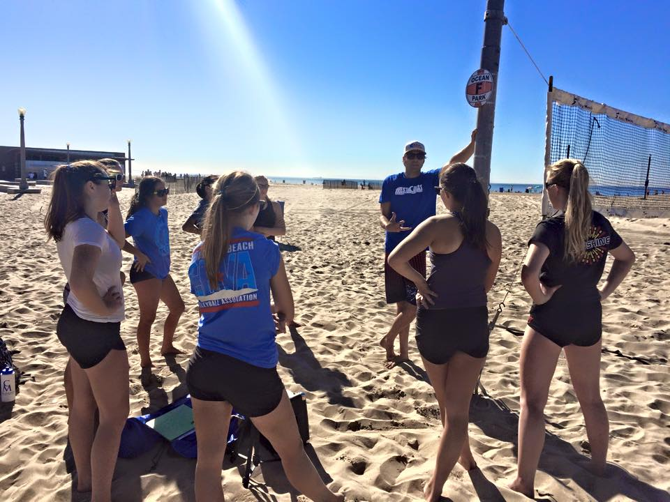 west coast volleyball club