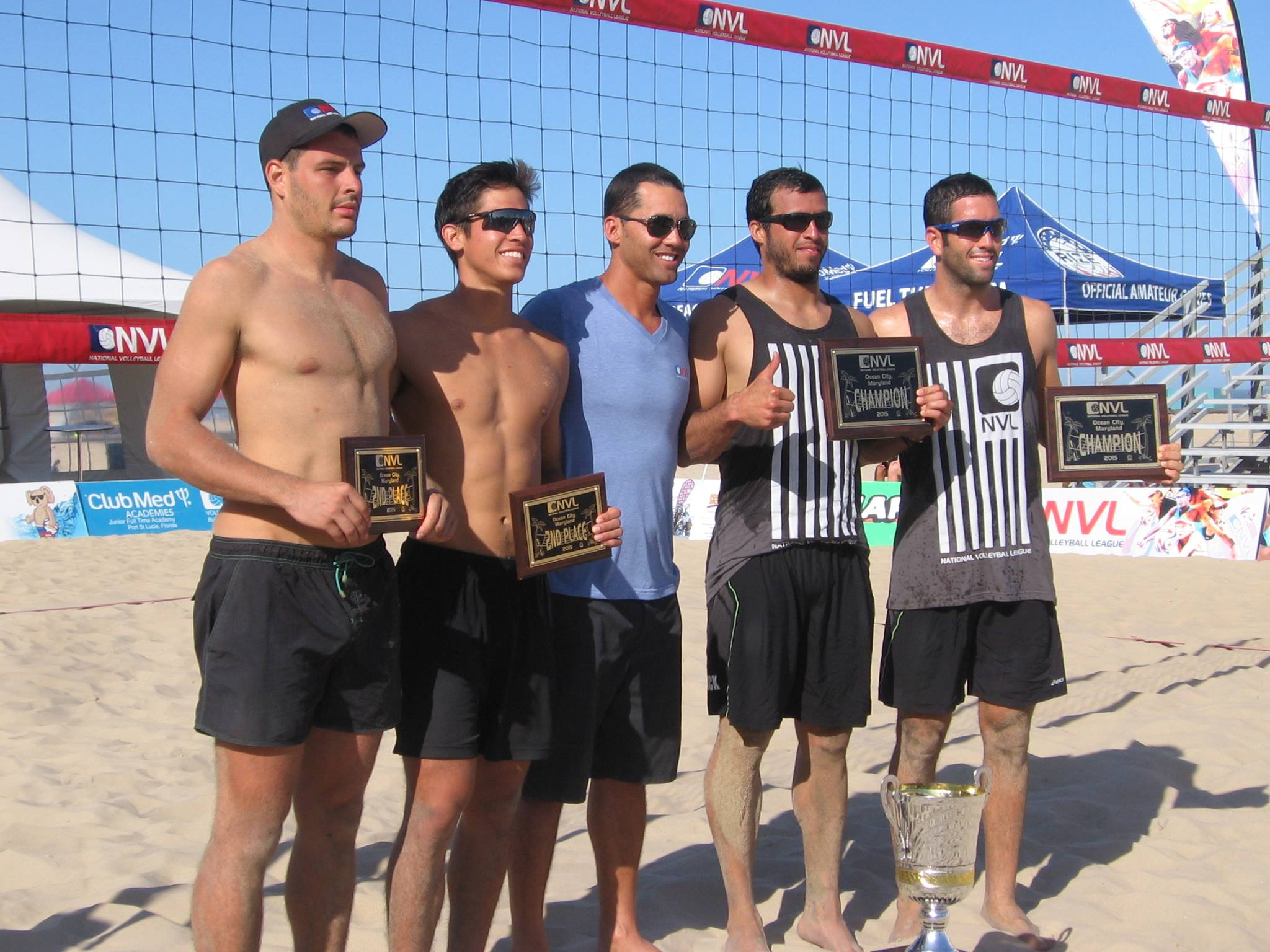 Ocean City, MD – Men's Matches Video