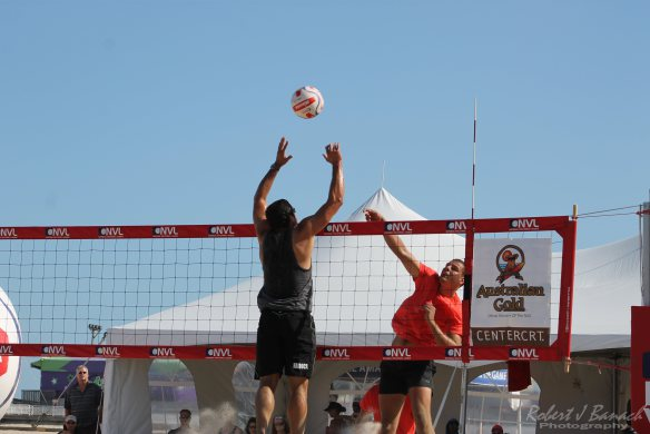 National Volleyball League Debuts in Ocean City