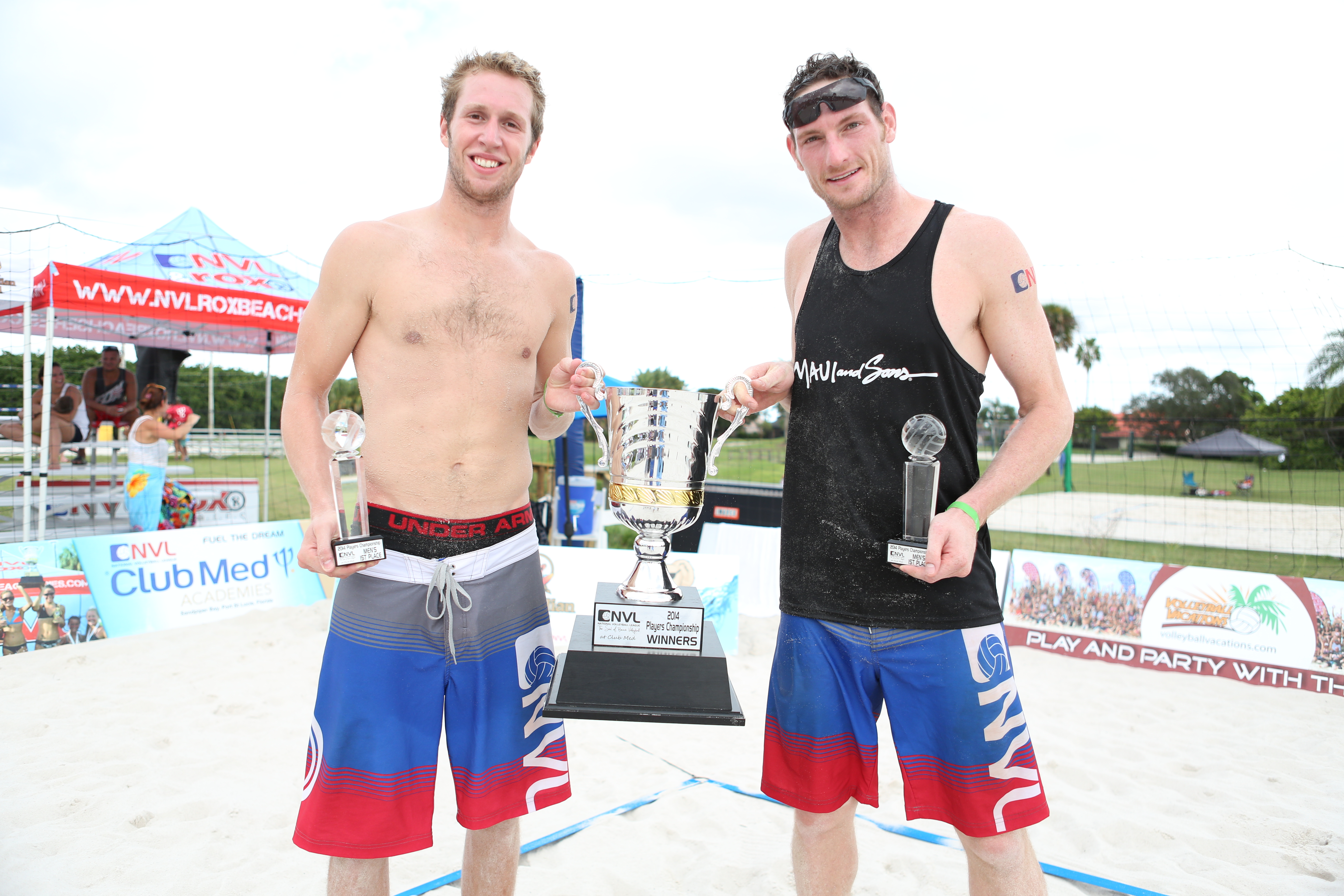 Road to Rio: Q&A with NVL Champs Josh Binstock & Sam Schachter