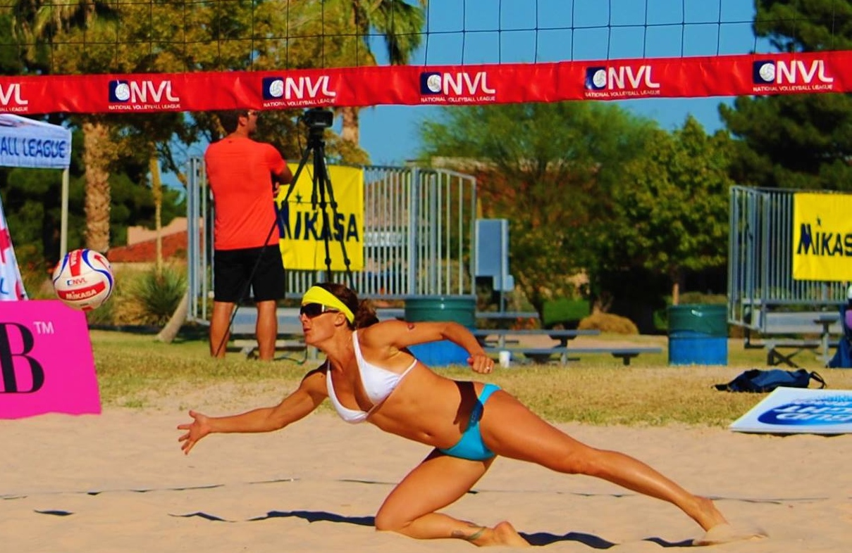 INTERVIEW: Pro Beach Veteran Alicia Z. Shares Her Secrets To Success On and Off The Court