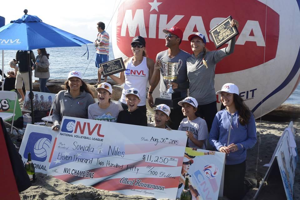 Niles Claims NVL Seattle Championship – Seminoles.com