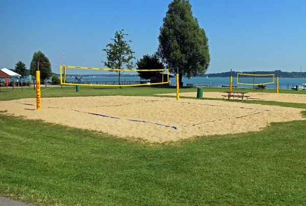 Beach Volleyball Injury Prevention