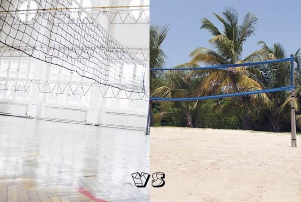 Beginner Beach Volleyball Transitioning Tips