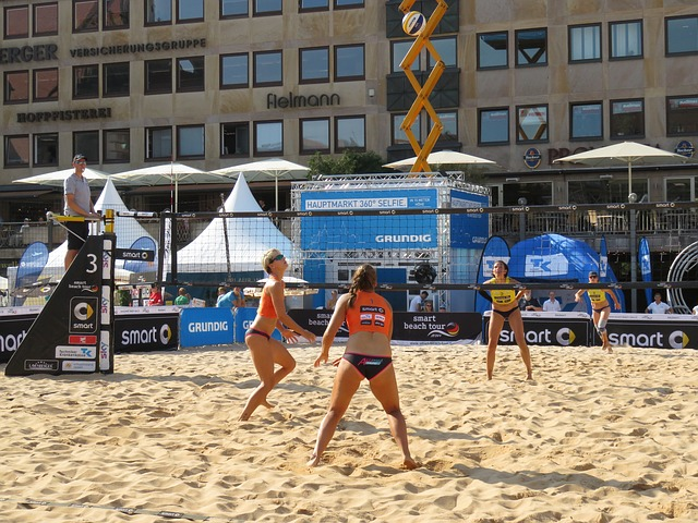 Top Colleges for Beach Volleyball