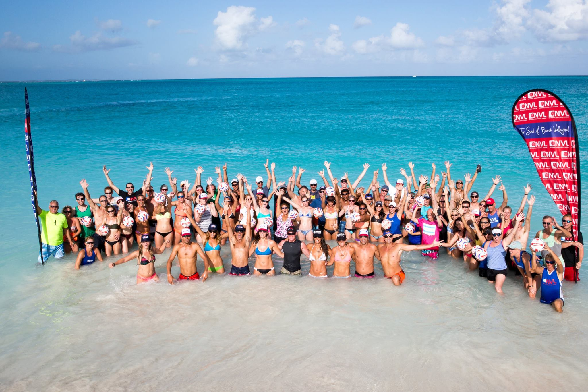 Top 10 Things You Missed from the 2015 Turks & Caicos Volleyball Vacation