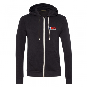 NVL zip up fleece