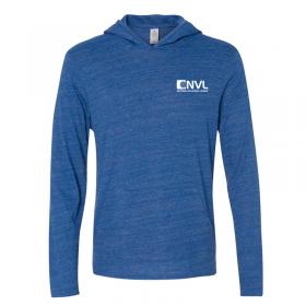 blue nvl hoodie