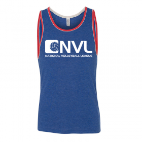 blue ringer tank mens