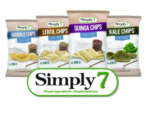 Simply 7 Snacks Logo
