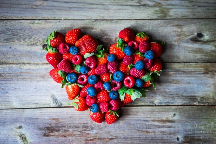 Healthy Athletic Valentine's Day Treats
