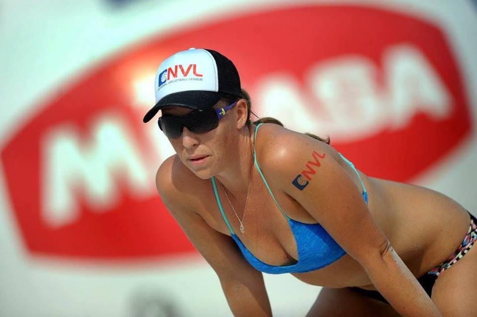 "Pro Beach Volleyball Player Tarin Keith Opens Up: ""When people tell me I can't, I see it as a test of my strength. I view it as a challenge."""