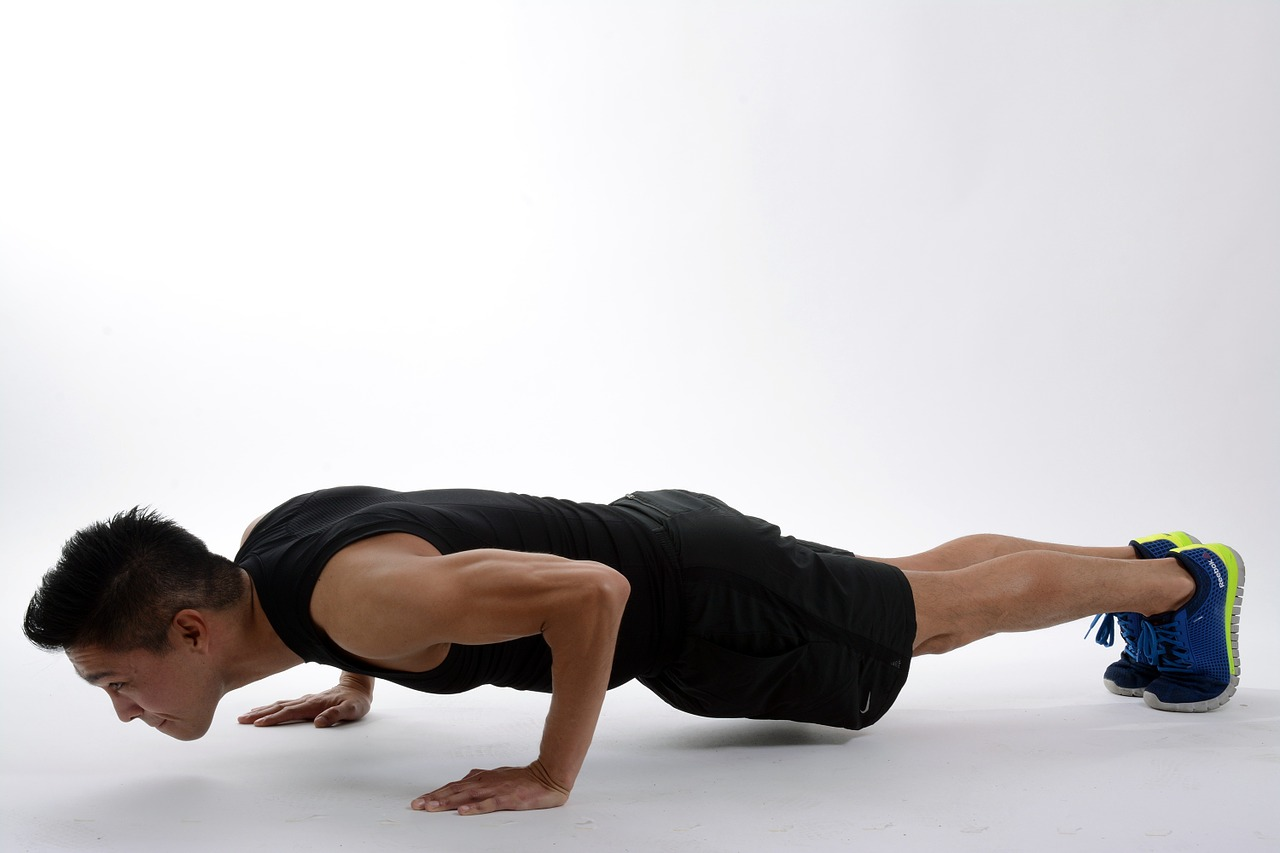 Work Those Shoulders: How to Add a New Dimension to the Standard Push-Up