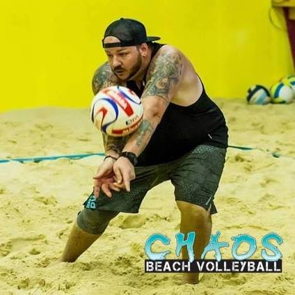 Corey Beach Volleyball