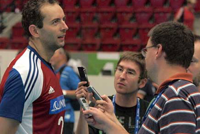 Digital Partnership Spikes Between The NVL And Volley Country.