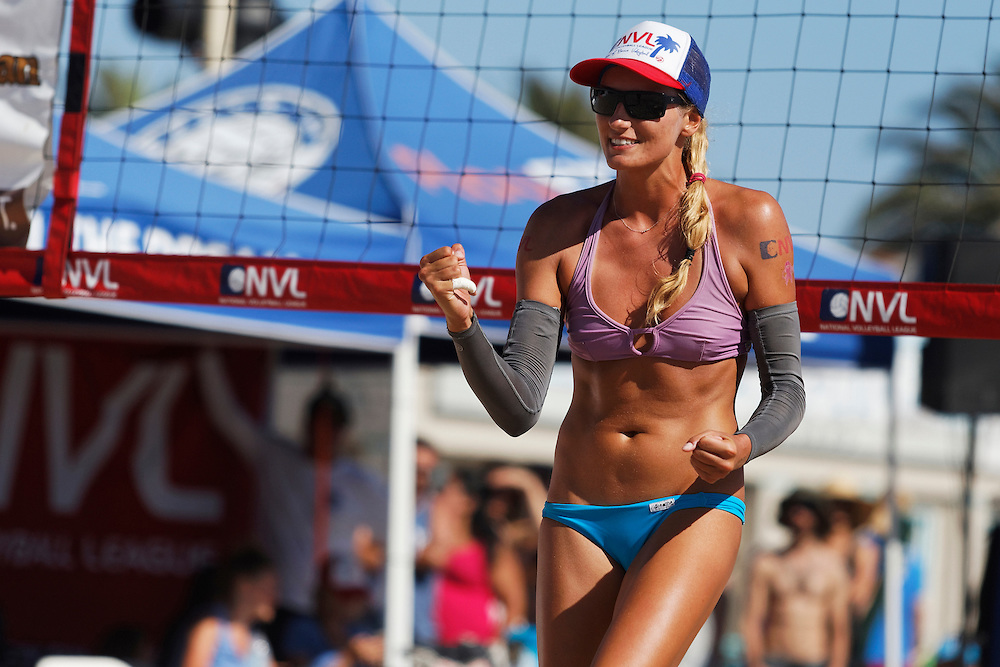 NVL Pro Karolina Marciniak Overcomes Hardship Moving Into 2016's Final Tour Stop