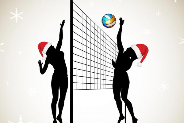 Beach Volleyball Holiday Gift Guide