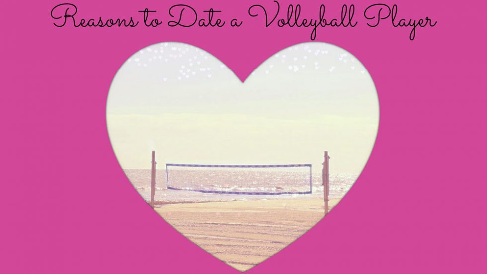 Date a Volleyball Player