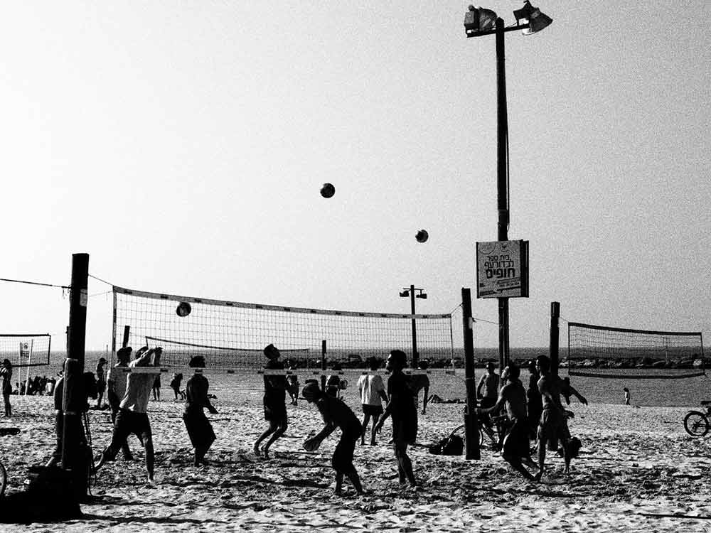 The Origins of Beach Volleyball