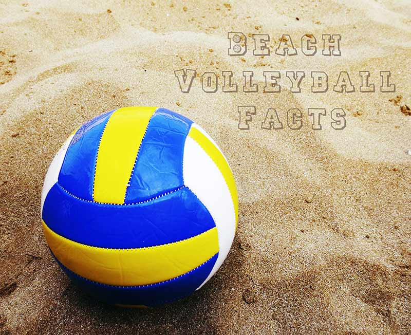 Beach Volleyball Facts