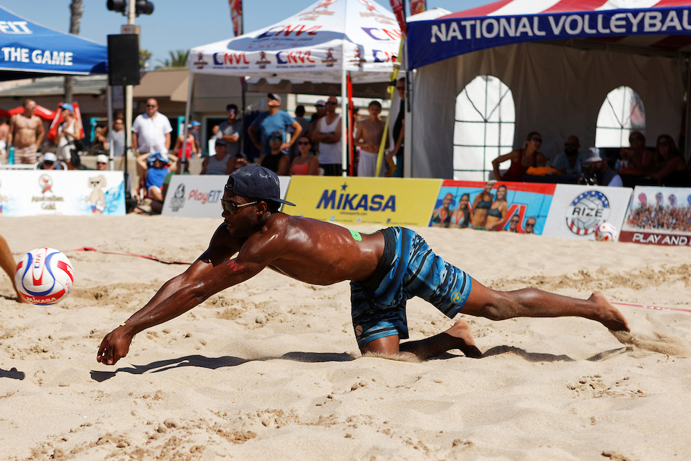 nvl beach volleyball hermosa